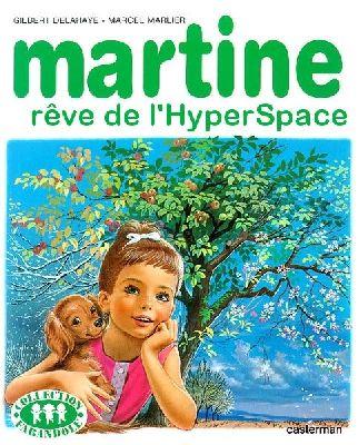 L'hyperSpace un jour sera réalité