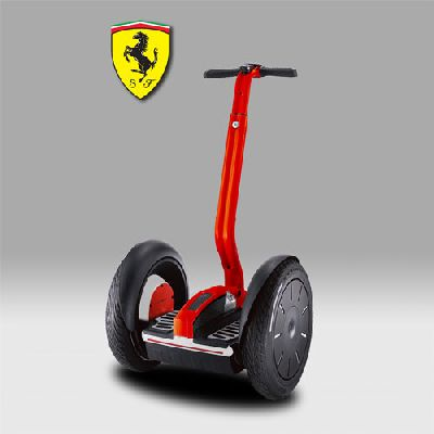 Le Segway Ferrari